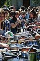 Carleton College Hosts Seventh Annual Empty Bowls Fundraiser for the Northfield Community Action Food Shelf