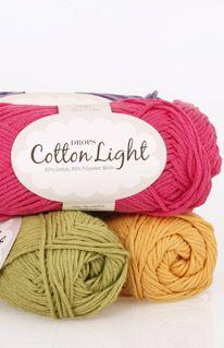 Farbkarte für DROPS Cotton Light ~ DROPS Design