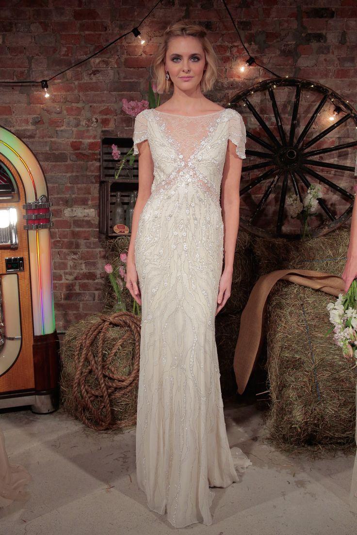 Les 25 meilleures id es de la cat gorie robes des ann es 20 sur pinterest robes la mode des - Mariage annee 20 ...