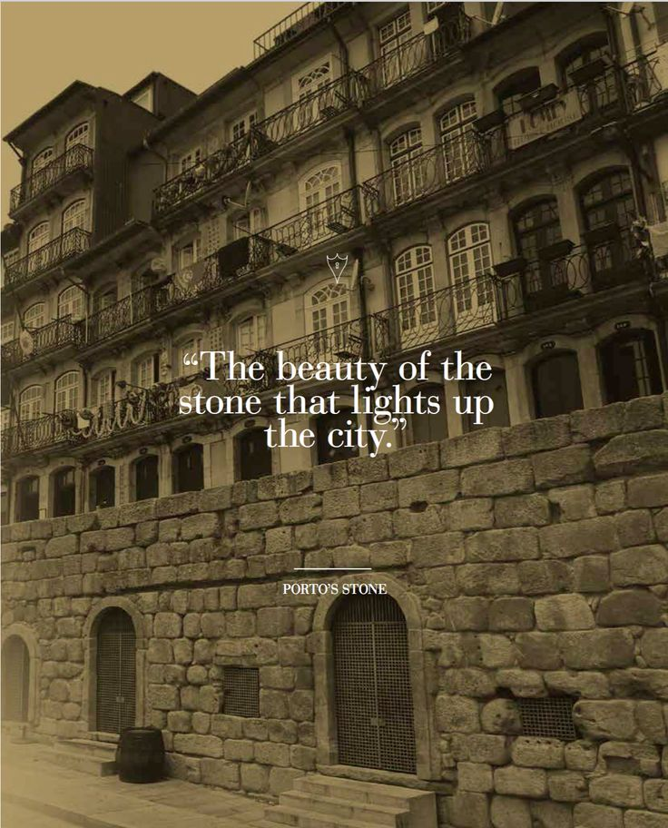 Porto's Stone | Inspiration