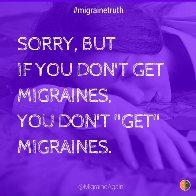 "It's hard to ""get it"" if you've never felt #migraine pain & symptoms. Share a video: http://migraineagain.com/videos/"