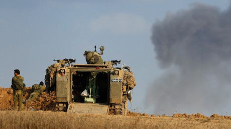 """IDF targets Syrian positions in response to projectile hitting Golan Heights https://tmbw.news/idf-targets-syrian-positions-in-response-to-projectile-hitting-golan-heights  Published time: 28 Jun, 2017 19:36Edited time: 28 Jun, 2017 19:54The Israel Defense Forces says it has responded to a """"projectile launched from Syria towards Israel"""" by firing at Syrian army positions.""""Moments ago, a projectile fired from Syria hit an open area in the northern Golan Heights. No injuries reported,"""" the…"""