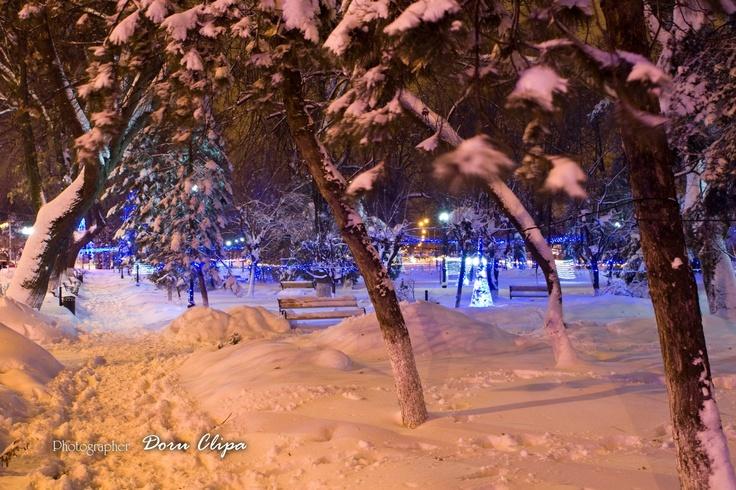 In the park ...in Radauti, by Doru Clipa