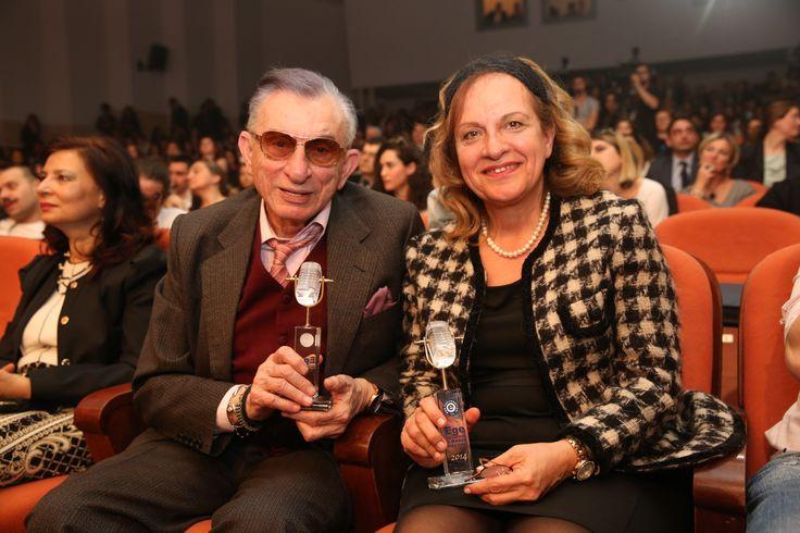 Yaşam Boyu Onur Ödülü Sahipleri - Haldun Dormen & Tülay İlter