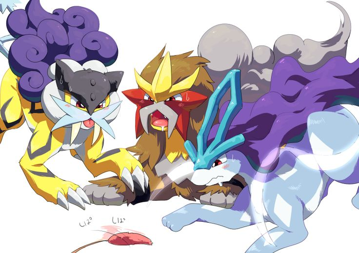 Pokemon Pictures Of Legendary Pokemon - HD Wallpapers and ...
