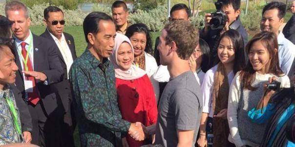 Pada Hari Selasa, 16 Februari 2016 waktu setempat, Presiden Joko Widodo mengadakan pertemuan dengan Warga Negara Indonesia (WNI) di San Francisco. Dalam pertemuan ini, Jokowi menyampaikan pesan khusus untuk WNI yang adaRead More...