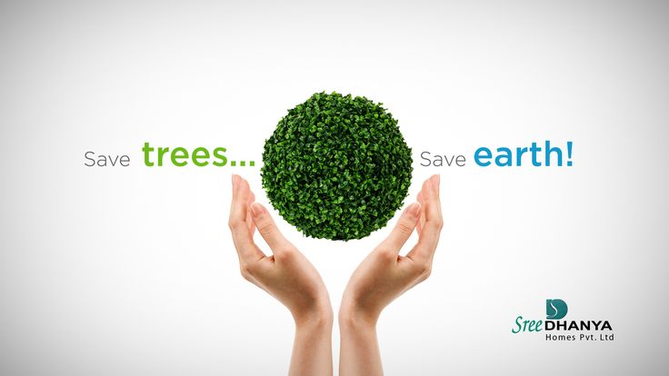 Save trees.... Save #earth...