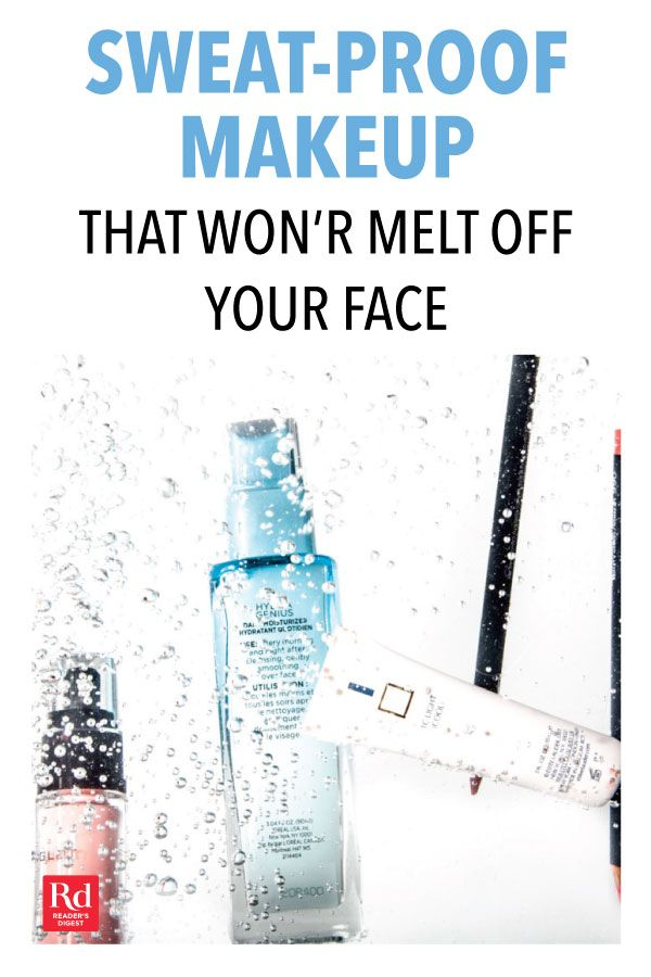 Sweat Proof Makeup That Won T Melt Off Your Face Sweat Proof Makeup Sweat Proof Makeup