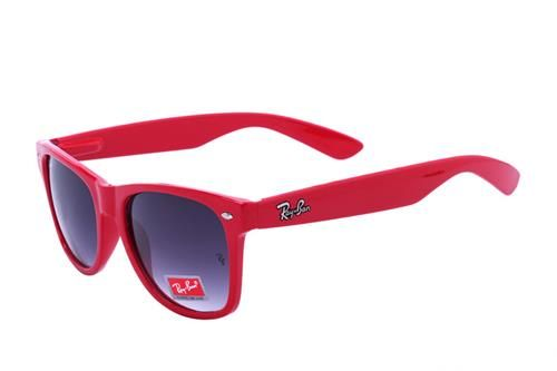 Discount Ray Ban Wayfarer Classic RB2140 Purple Red Sunglasses Sale