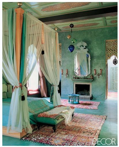 15 COSY Bedrooms you wish you were in RIGHT NOW | Messy Nessy Chic Messy Nessy Chic...love this color