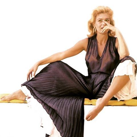 Melina Mercouri, legendary, passionate and exuberant