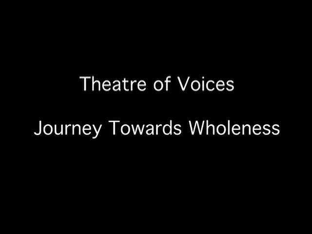 Theater of Voices, Journey Toward Wholeness Service, Feb 24 2013. Inspiring and positive stories from our emerging young adult leaders. They have important things to say that will open your eyes.