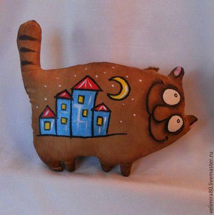 Тимофей. - коричневый,кофе,корица,текстиль,игрушка,игрушка ручной работы