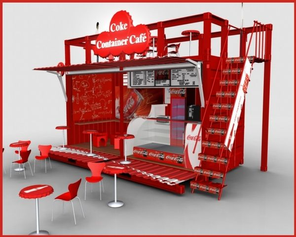 Creative Uses of Shipping Containers from W3   Triton World