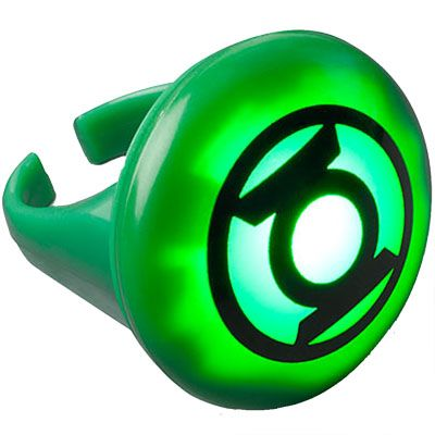 Green Lantern Power Ring Kit