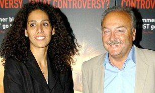 George Galloway's third wife Rima Husseini (and mother of his new baby) says they're still wed | Daily Mail Online