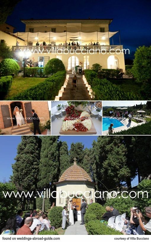 TUSCANY - Villa Bucciano is a charming and elegant villa in Tuscany and part of a private hamlet that you can book for you and your guests exclusive use   weddings-abroad-guide