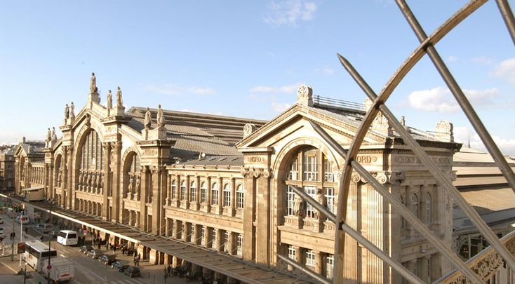 "The ""New"" Hotel Gare du Nord!"