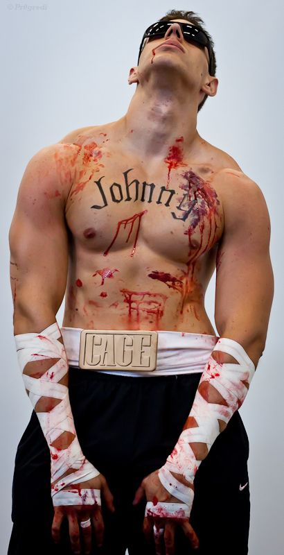 Johnny Cage cosplay #johnnycage #cosplay