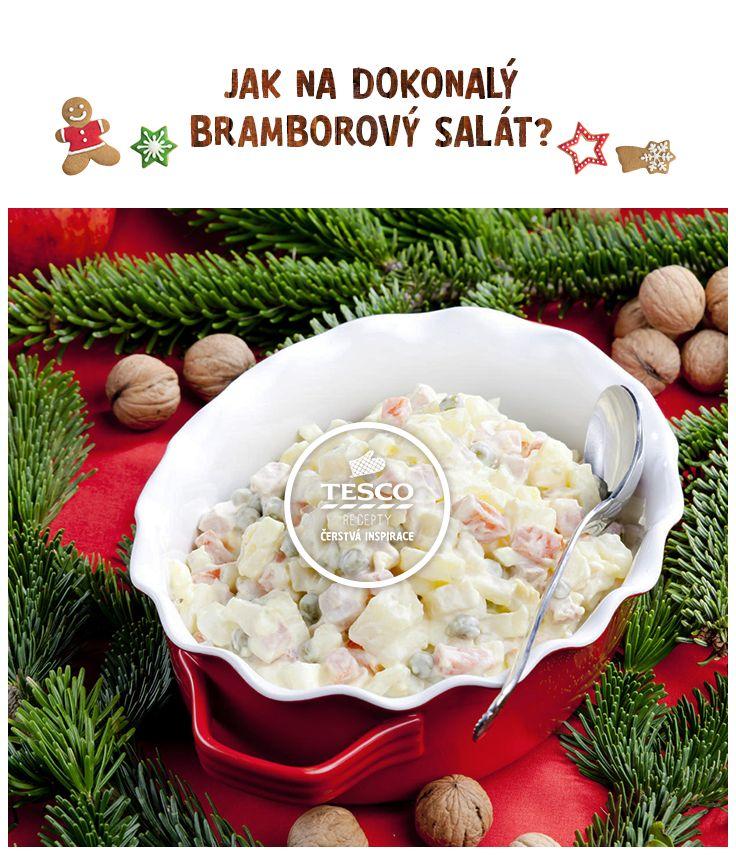 Jak na dokonalý bramborový salát? Dozvíte se v našem článku!