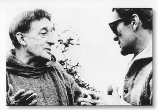 Pier Paolo Pasolini e Totò