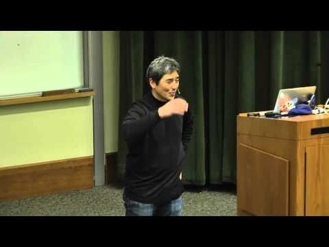 "Guy Kawasaki, ""The Top 10 Mistakes of Entrepreneurs"" **And another from Guy... 10 years later, and definitely funnier.**"