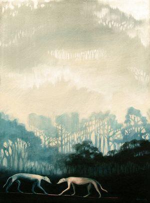 Turning Point 1 (Diptych) - Carmen Hannay