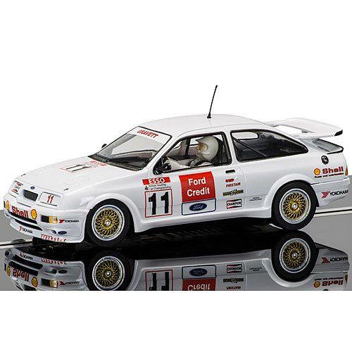 SCALEXTRIC Digital Slot Car C3781D Ford Sierra RS500 - BTCC, Brands Hatch 1990 - Jadlam Toys & Models - Buy Toys & Models Online