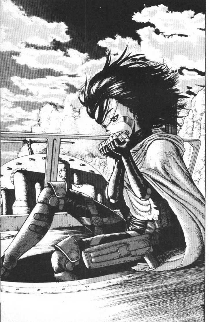 Battle Angel Alita 2 - Read Battle Angel Alita vol.6 ch.2 Online For Free - Stream 1 Edition 1 Page All - MangaPark