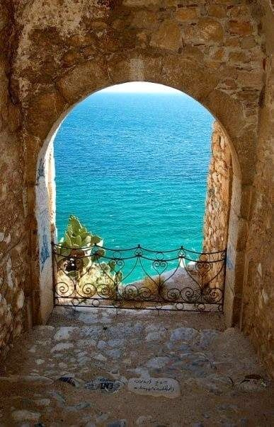 Sea Portal, Nafplio, Greece