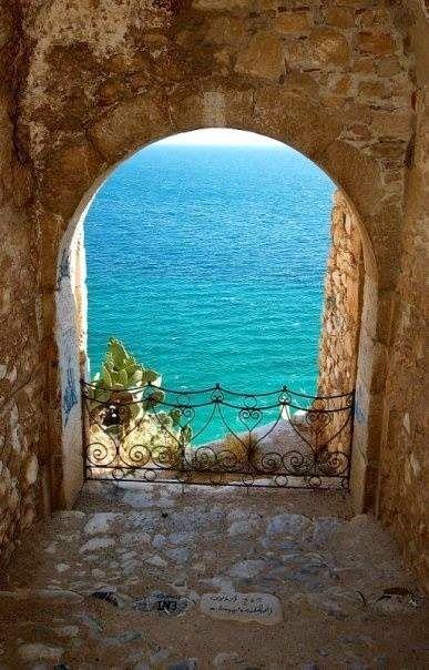 Sea Portal, Nafplio, Greece