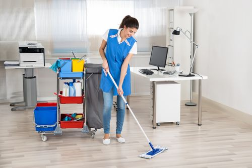 Before the dust settles, call us to clean up your newly acquired office space. It's easier before the whole team moves in. 403-520-7788 http://goo.gl/LTaQeY