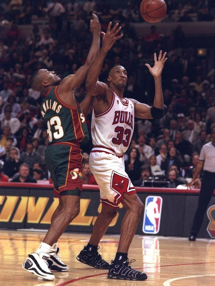 2ae2b9f1a1a8c Scottie Pippen's 10 Best On-Court Sneakers | NBA (Michael Jordan ...