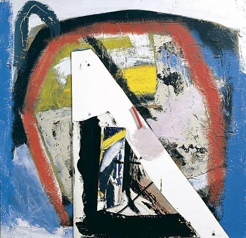 Peter Lanyon - Airoundland - 1961