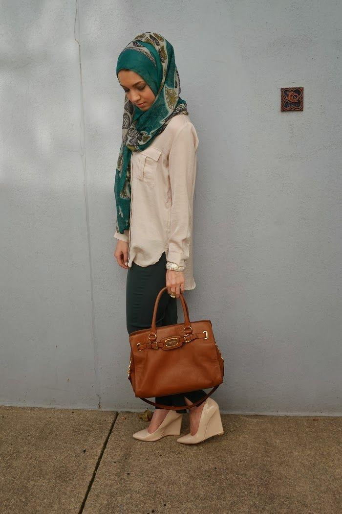 modest hijabi fashion hani hulu