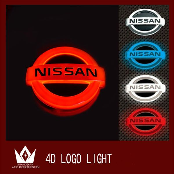 $17.61 (Buy here: https://alitems.com/g/1e8d114494ebda23ff8b16525dc3e8/?i=5&ulp=https%3A%2F%2Fwww.aliexpress.com%2Fitem%2FGuang-Dian-10-6cm-X-9cm-front-Car-rear-Car-Emblem-light-lamp-4d-car-badge%2F32347061683.html ) Guang Dian car led light 10.6cm X 9cm front or rear Emblem light 4d car badge auto led logo light car logo FOR X-TRAIL For TIIDA for just $17.61