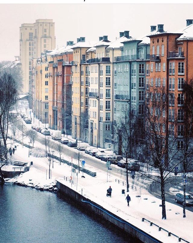 Reasons to Travel to Sweden During Winter Stockholm Sweden