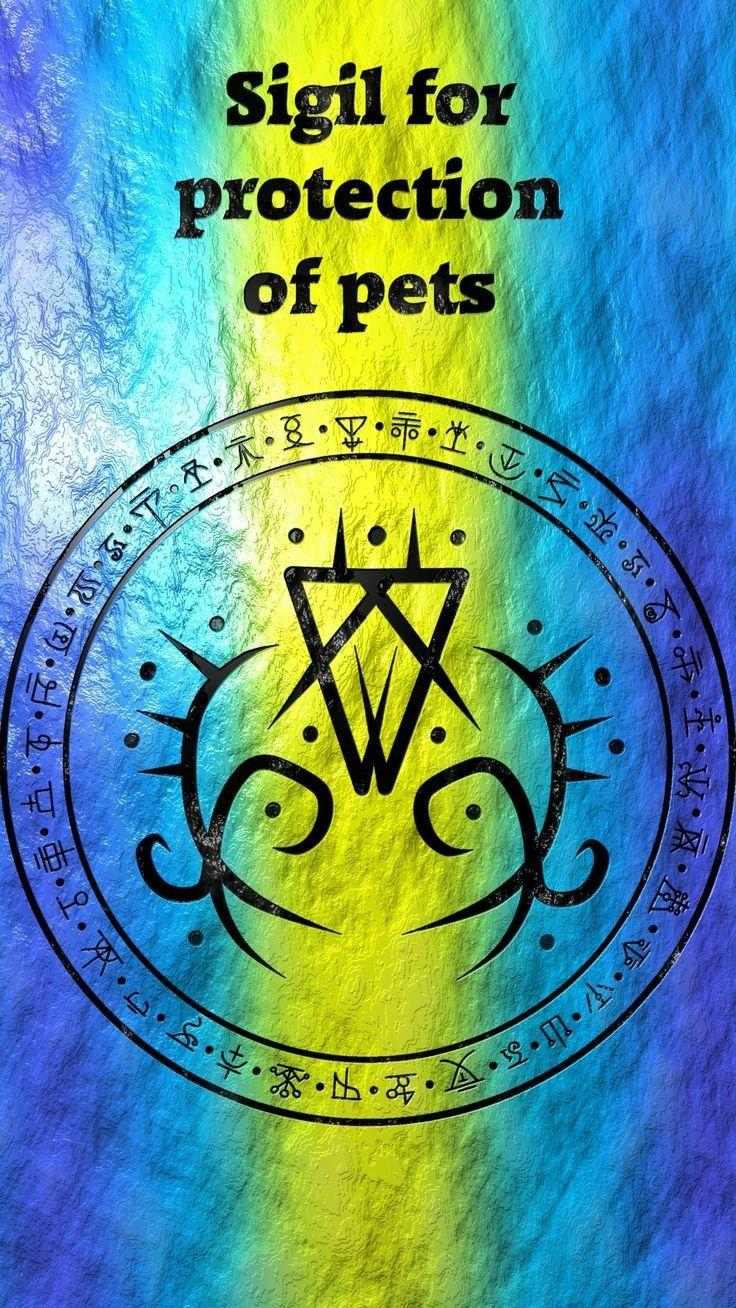 Pin by Jason Babbitt on Magic Symbols   Sigil magic, Magic symbols