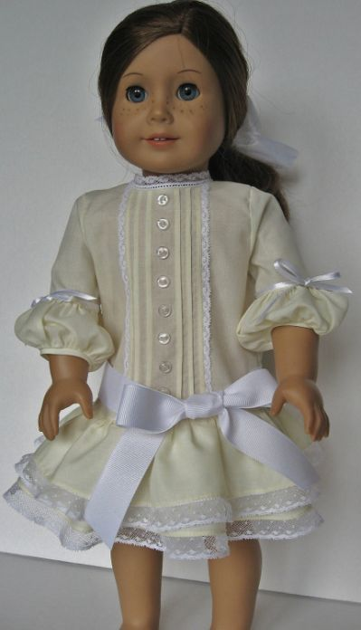 School Dress for American Girl