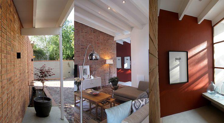 Our Home ❤️ Design by Mayat Hart Architects (mayathart.com). Photos by Deidre Botha and Mayat Hart Architects. #House #Home #Design #Architect #HomeIsWhereTheHartIs