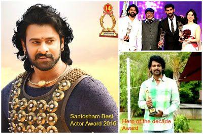 Prabhas Awards