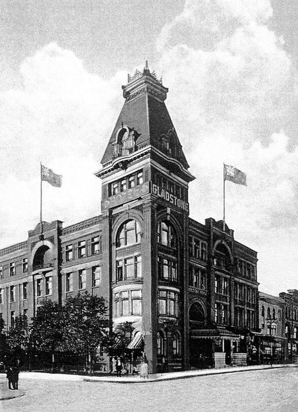 The Gladstone Hotel, Ca. 1900s