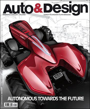SOMMARIO Auto & Design, la rivista di design sempre aggiornata