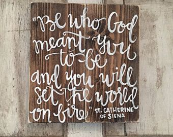 Hand painted Proverbs 24:3-4 large rustic by WordsofPurpose