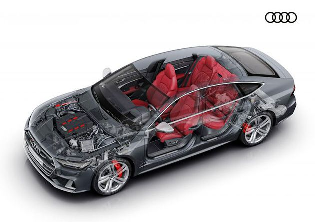 2020 Audi S7 Review In 2020 Audi Bmw 650i Gran Coupe Audi Sport