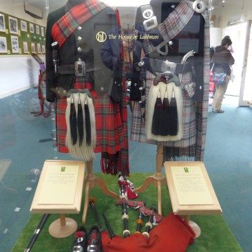 Balmoral Highlanders Uniforms