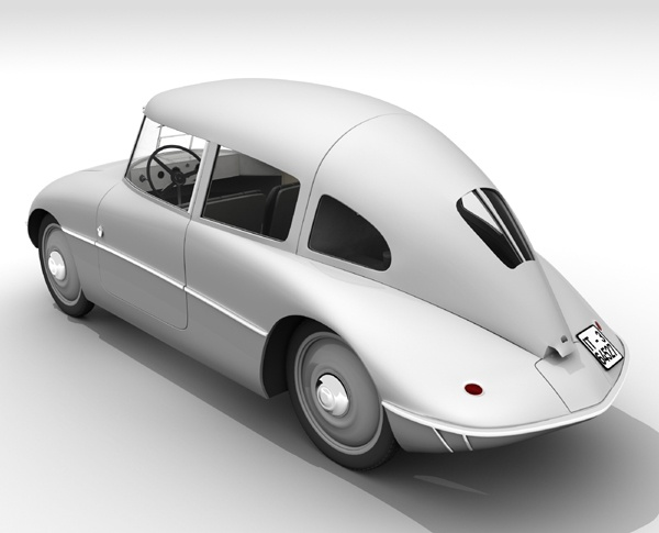 Josef Ganz's proposed People's car - was this the original Beetle? http://carsinpedia.com/car_day_archive_details.php?id=412#