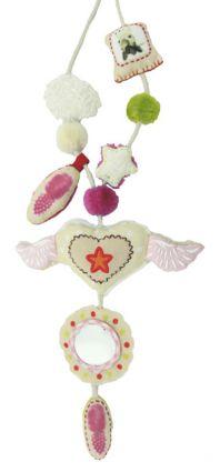 DECOILUZION - Collar mami - bebé Pink