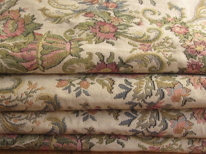 French Tapestry Upholstery Fabric | Give Your Home Decor The Look Of Woven  Wonders Even If