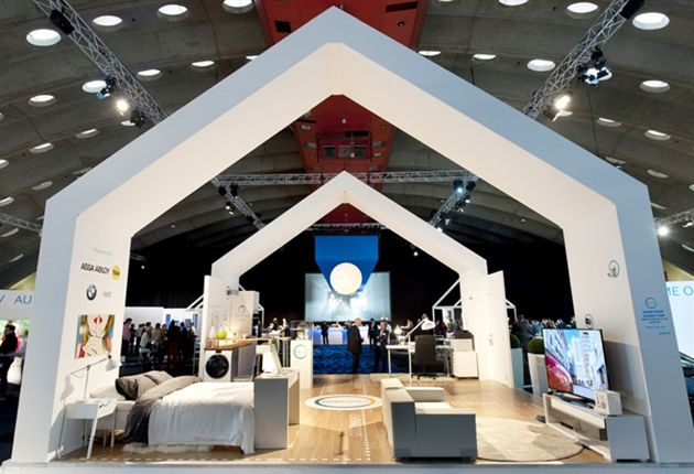 Exhibition Stand Design Trends : Homeautomation trends smarthome exhibition stands